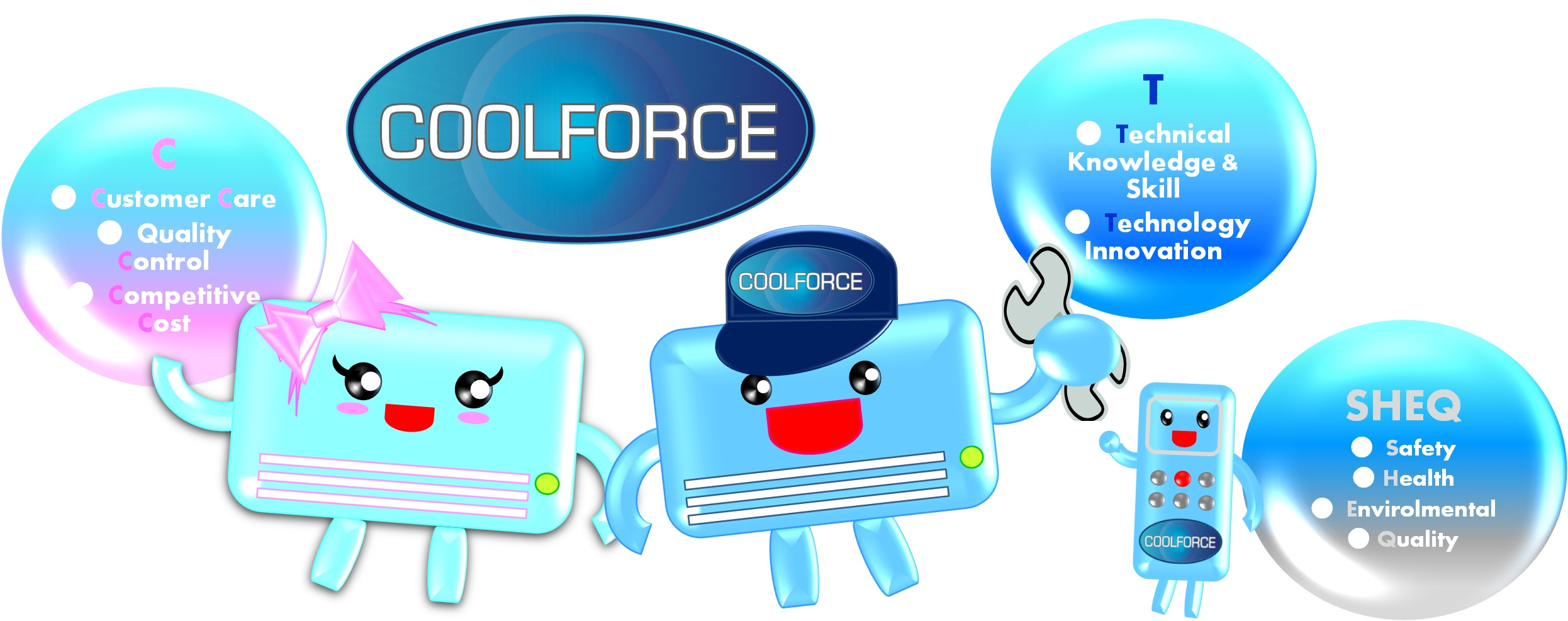 coolforce aircon engineering
