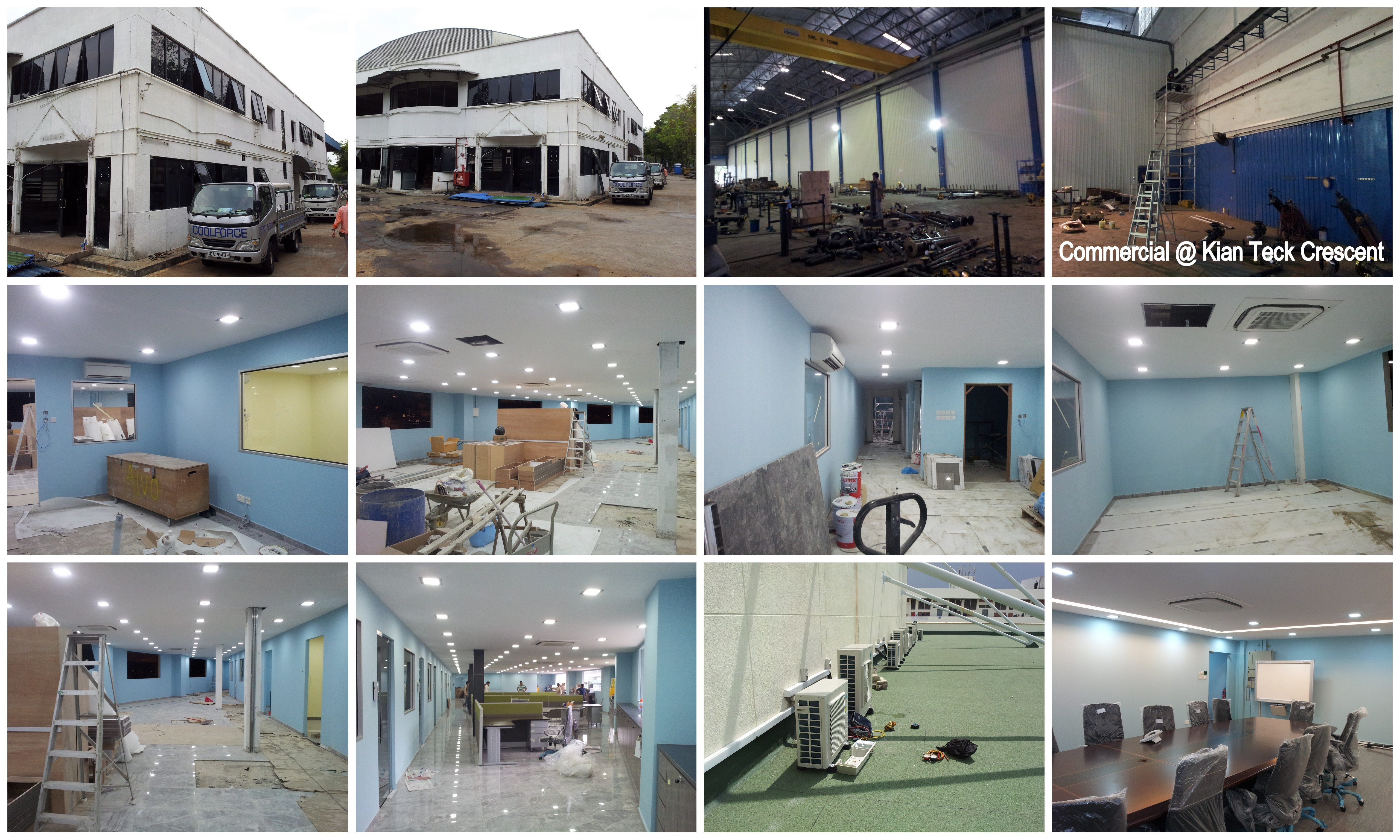 Commercial Non Profit Organization Coolforce Aircon