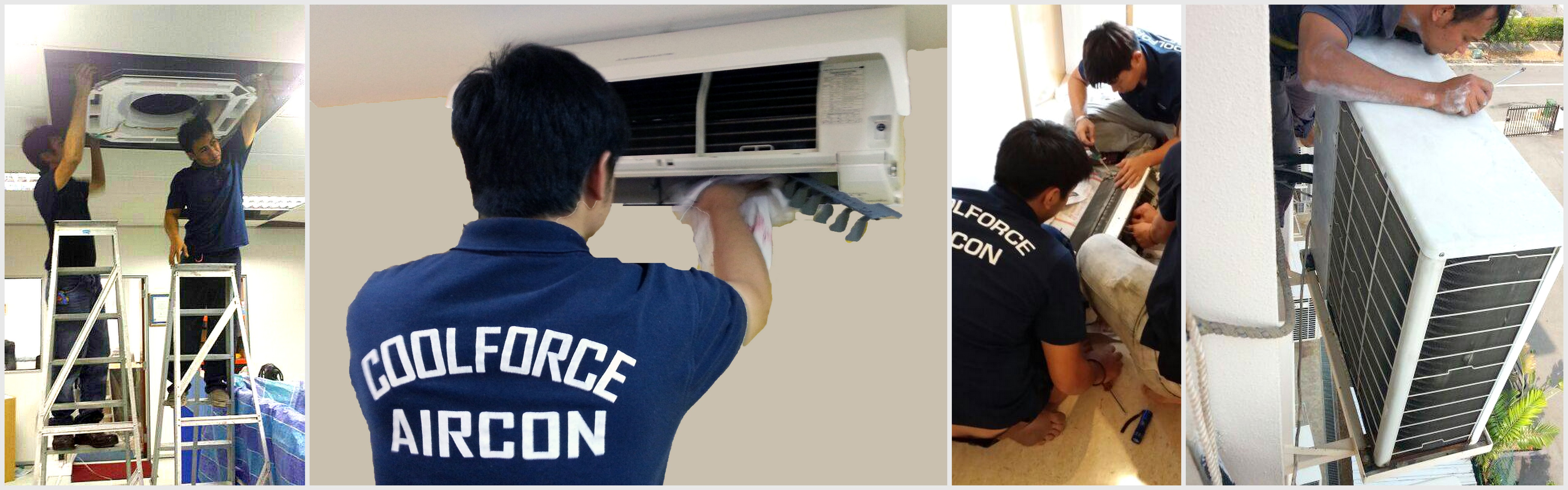 Coolforce Aircon Engineering, Singapore best aircon contractors